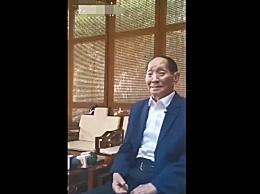 袁隆平获勋章感受:这是我得过最重的奖
