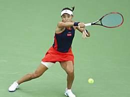 武网王蔷因伤退赛 无缘生涯最高级别决赛