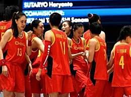 中国女篮3分惜败日本 屈居亚洲杯第二