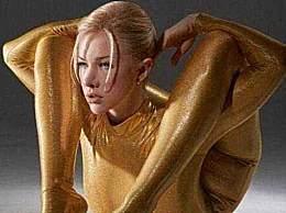 世界上最软的人 她的身体可以折叠起来