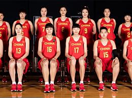 最新一届中国女篮队员照片 中国女篮队员个人资料大全