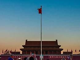国庆节去天安门看升旗仪式几点去?天安门看升旗仪式必备常识