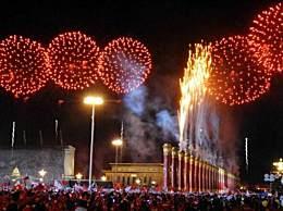 国庆70周年联欢活动燃放烟花时间地点 观看烟花最佳位置