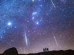 天文台发布浪漫时刻表 国庆期间将迎来多场流星雨