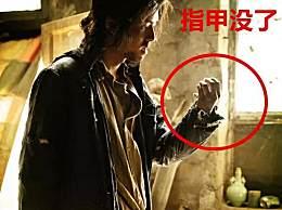 刘昊然用菜刀砍指甲 蓬头垢面造型难掩演技炸裂