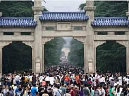 国庆出游报告出炉 国内旅游收入近6500亿