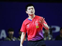 林高远战胜樊振东 将与王楚钦争夺男单冠军