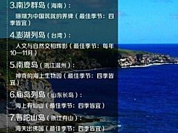 中国最全的旅游攻略 全中国最美的地方都在这里了