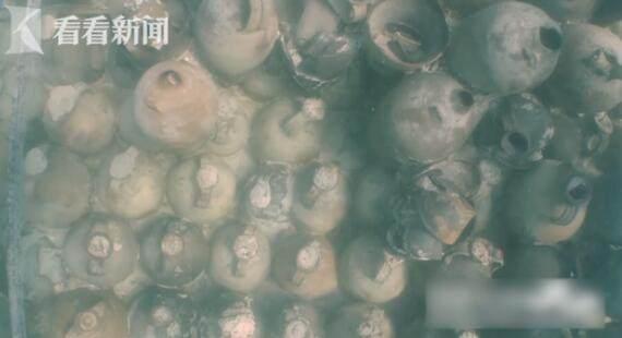 考古学家在古罗马的沉船中发现千年前的番茄酱 全部保存完好如初