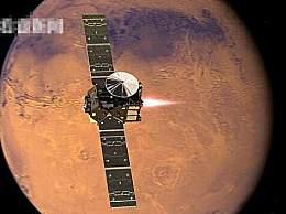"""NASA发现火星或曾有生命!""""好奇号""""在火星发现硫酸盐沉积物"""