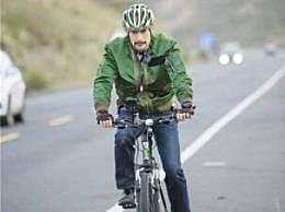 徐锦江骑单车逃跑 一路成年秒变爸爸去哪儿