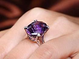紫水晶戒指怎么保养?紫水晶戒指保养方法详细介绍