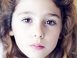 世界上最美的女孩 逆天颜值堪称天使