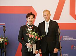 李云迪获金质勋章!成为第一位获此殊荣的中国钢琴家