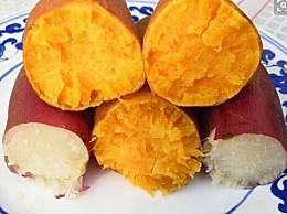 红薯吃多了会怎么样?吃红薯的禁忌和注意事项