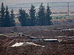 土耳其袭击叙利亚 土军展开地面攻势6人死亡