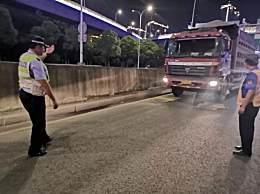 苏州连夜严查超限超载 江苏无锡高架桥坍塌致3人死亡原因