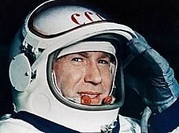 """太空行走第一人去世 曾两次获""""苏联英雄""""称号"""