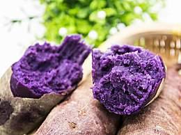 紫薯不能和什么一起吃?新鲜紫薯怎么挑选