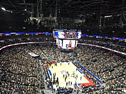 NBA中国赛照常举行 不转播但现场座无虚席
