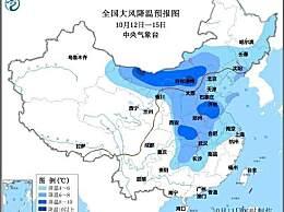 全国降温地图出炉 北方已降温江南华南最高气温回落