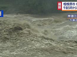 海贝思登陆日本!已造成1人死亡 3人失踪60余人受伤