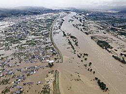 台风海贝思遇难人数 日本气象厅:正在经历前所未有的大雨 保命要