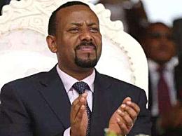 今年诺贝尔和平奖获得者:埃塞俄比亚总理阿比·艾哈迈德·阿里