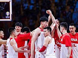 中国男篮FIBA排名第27名 在亚太区位列第4