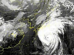 日本台风致33人死 台风海贝思威力巨大