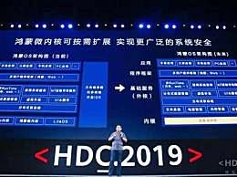 第五大操作系统是什么?华为鸿蒙2020年将取得2%的市场份额