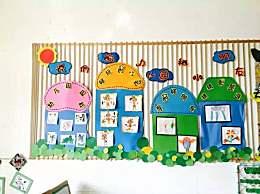 幼儿园环创主题墙怎么做 幼儿园环创图片大全