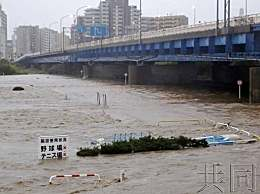 日本新干线被淹没 10列新干线面临报废风险