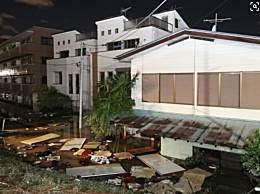 海贝思肆虐日本 10万户家庭遭断电26人死亡