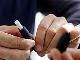首张电子烟罚单