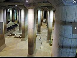 揭秘东京地下神殿