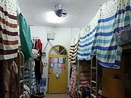 高校禁止学生宿舍挂床帘 网友吐槽毫无隐私