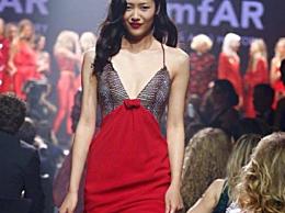 刘雯传说中的巴掌腰 刘雯身高体重三围是多少 大表姐刘雯三围数据