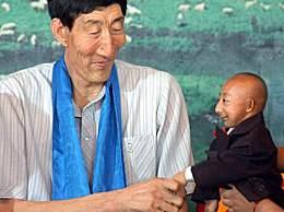 世界上最小的人 体重仅有7公斤