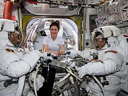 NASA本周将实现人类首次全女性太空行走
