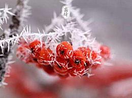霜降节气的由来是什么?霜降节气来历和传说介绍