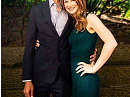 全球首富家选女婿 比尔盖茨大女儿晒男友合照