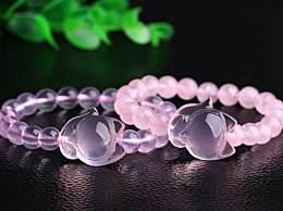 蔷薇水晶是粉水晶吗?蔷薇水晶名字的由来介绍