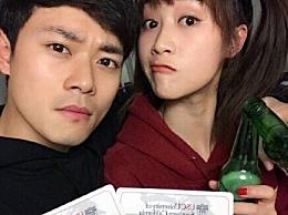 曹骏蓝盈莹分手 二人选择做回朋友并更换情侣头像