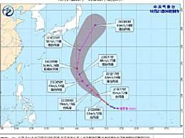 台风浣熊和台风博罗依哪个更强?它们会登陆中国吗?