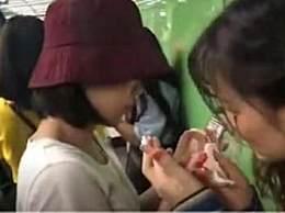 广州地铁回应安检卸妆 避免引起恐慌