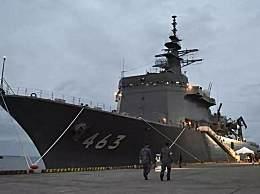 日本灾民登上军舰泡澡 一次最多可以供36人使用!