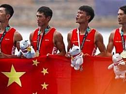 中国队两天狂揽26金 在奖牌榜上高居第一