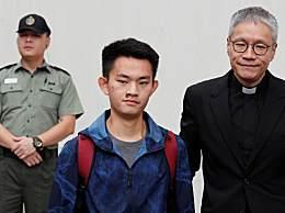 陈同佳出狱愿赴台自首 陈同佳什么时候启程去台湾