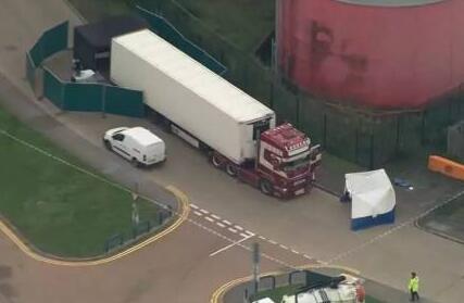 英国集装箱案细节 集装箱内死者是中国人吗